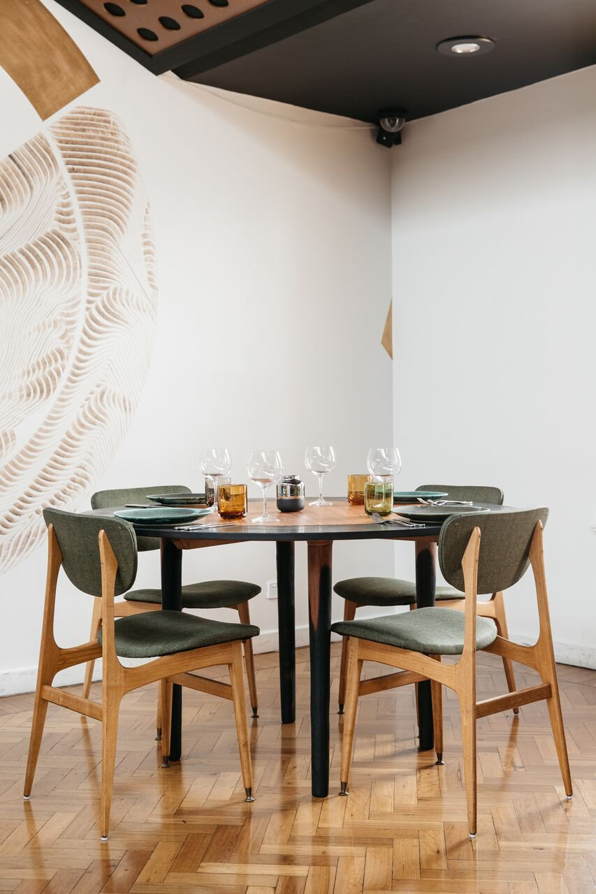 Restaurant Orana Lex Stobie Table