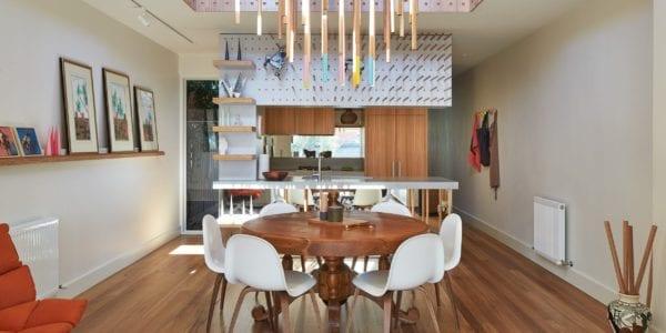 Tasmanian Oak dowel: functional, decorative… art.