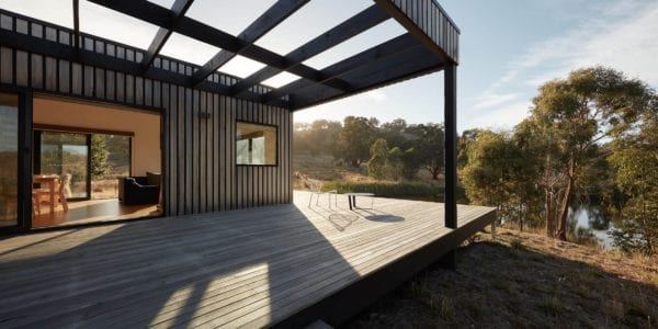 Integrating nature and design, Archiblox brings the outdoors in with Tasmanian Oak floors
