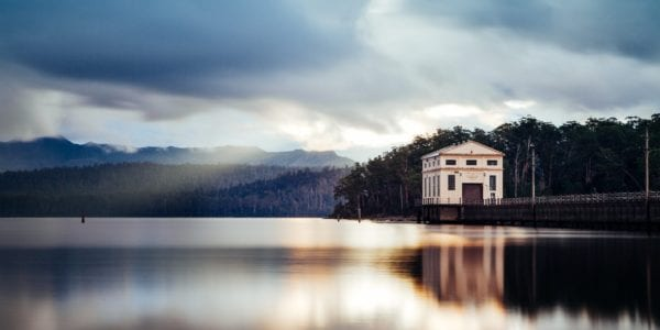 From raw to refined: Pumphouse Point