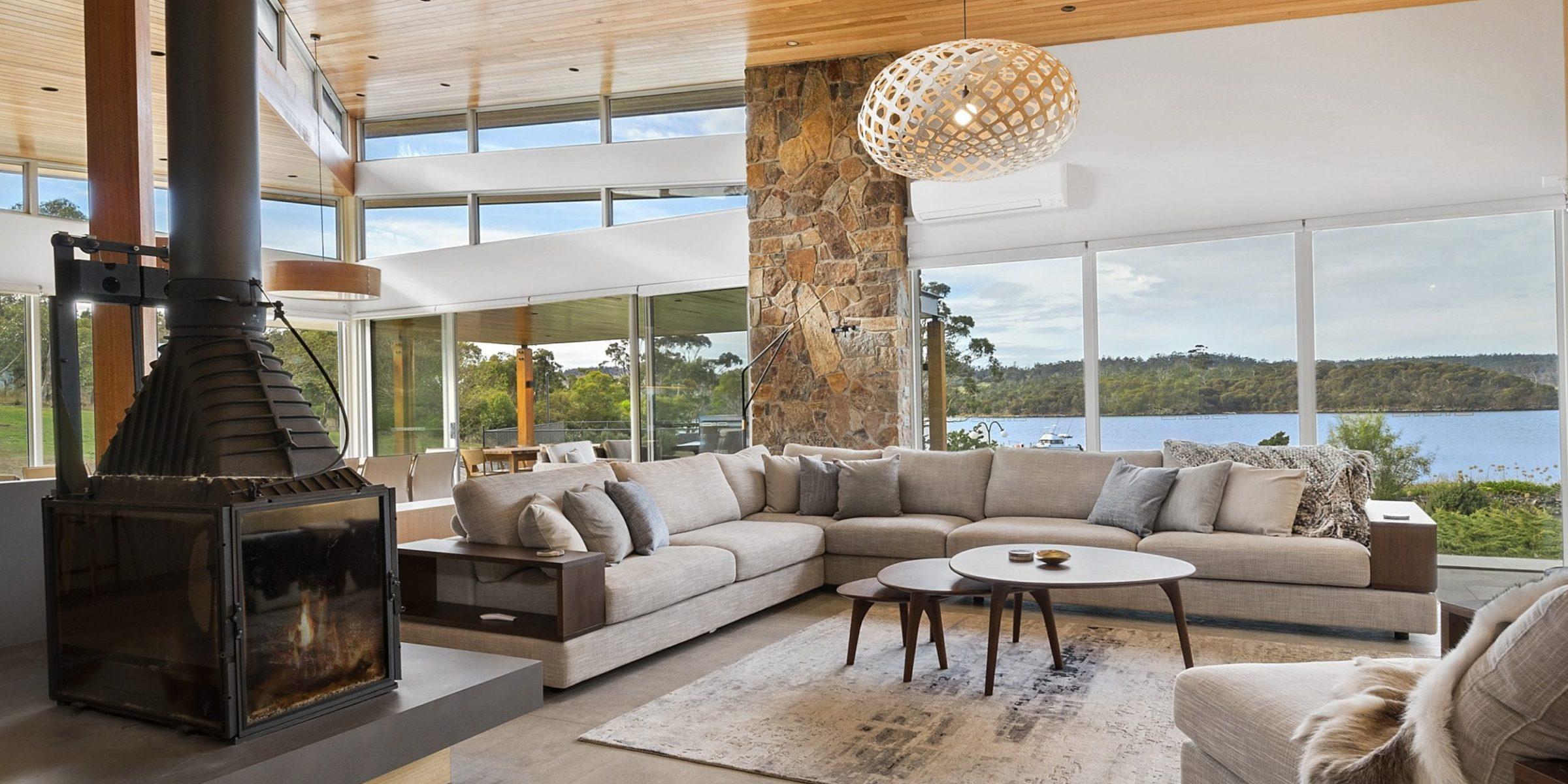Tasmanian Oak ceiling lining