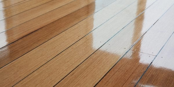 House for Compassion: the Tasmanian Oak floor saving lives