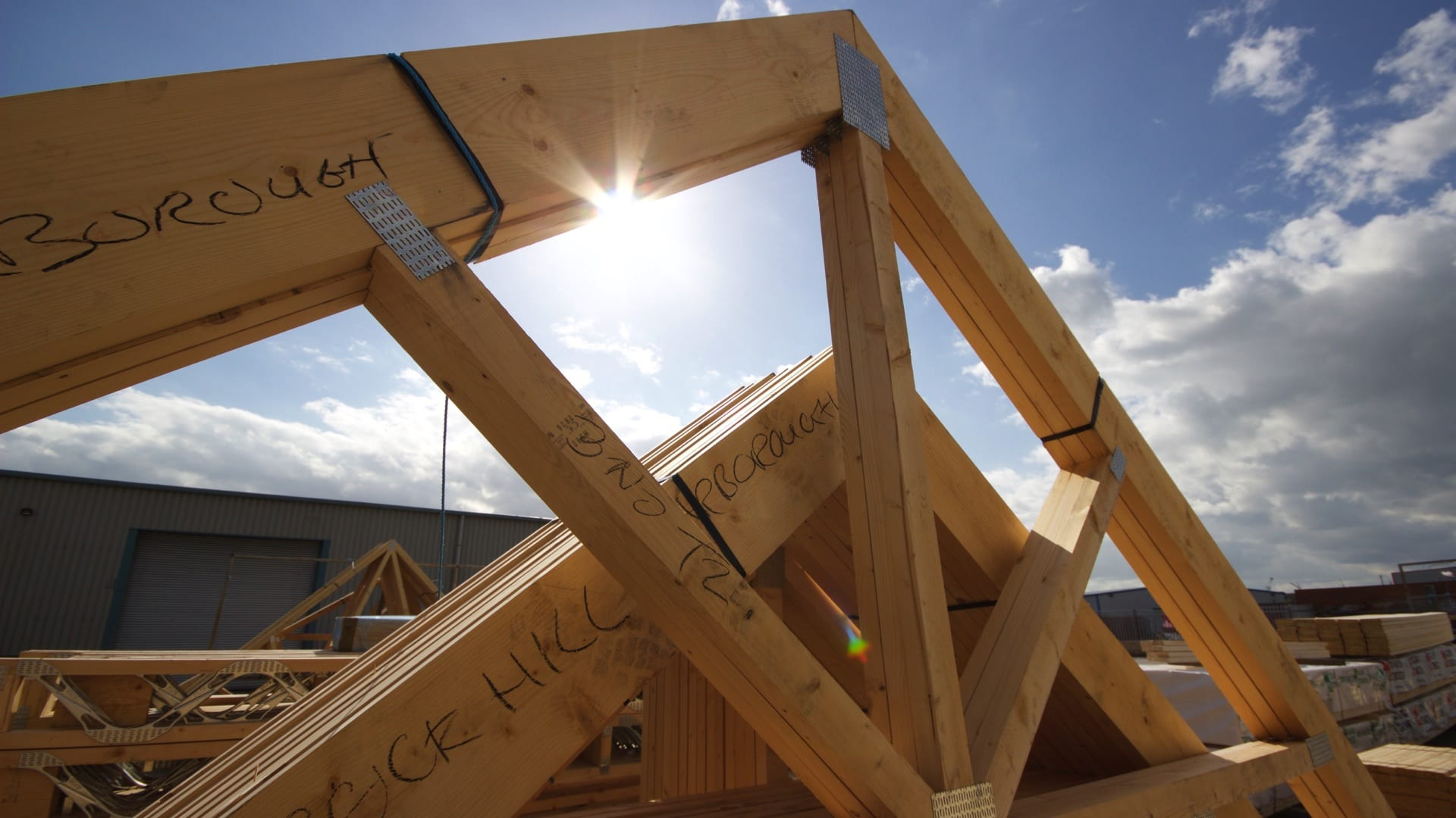 Truss And Nail Plated Products Tasmanian Timber
