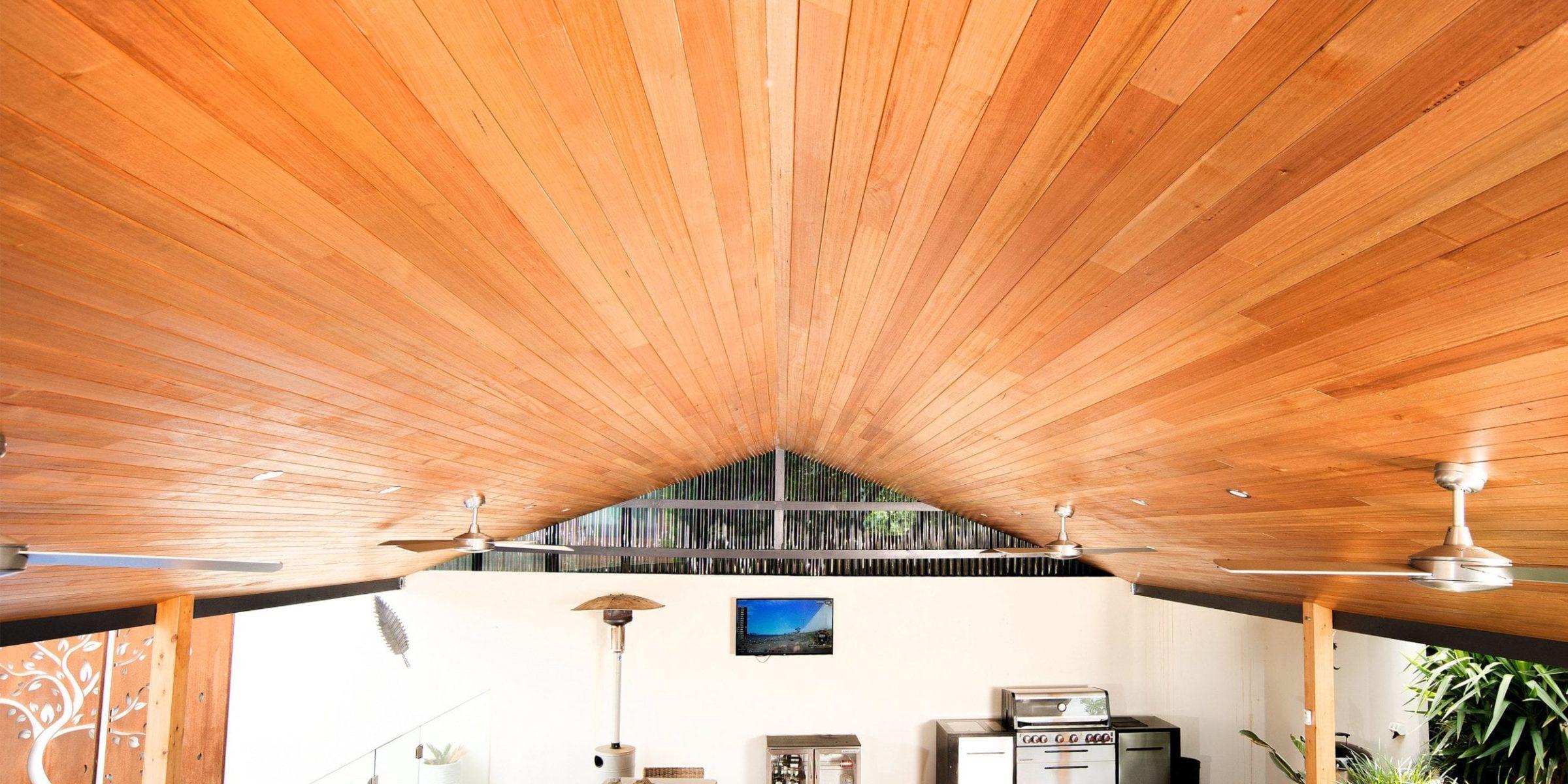 Tasmanian Oak ceiling