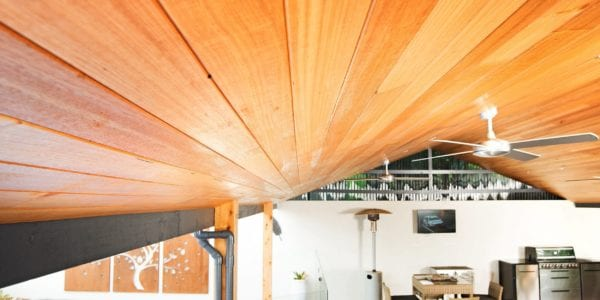 Bringing in the light – the vast Tasmanian Oak ceiling exceeding expectations