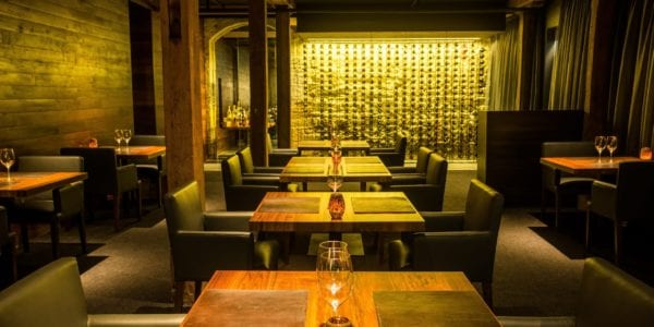 Landscape Restaurant & Grill – an interior steeped in history