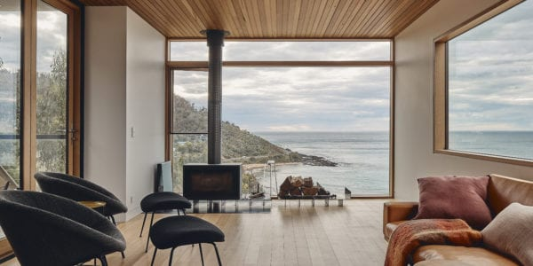 Tasmanian Oak? Andrew Simpson Architects say Y not
