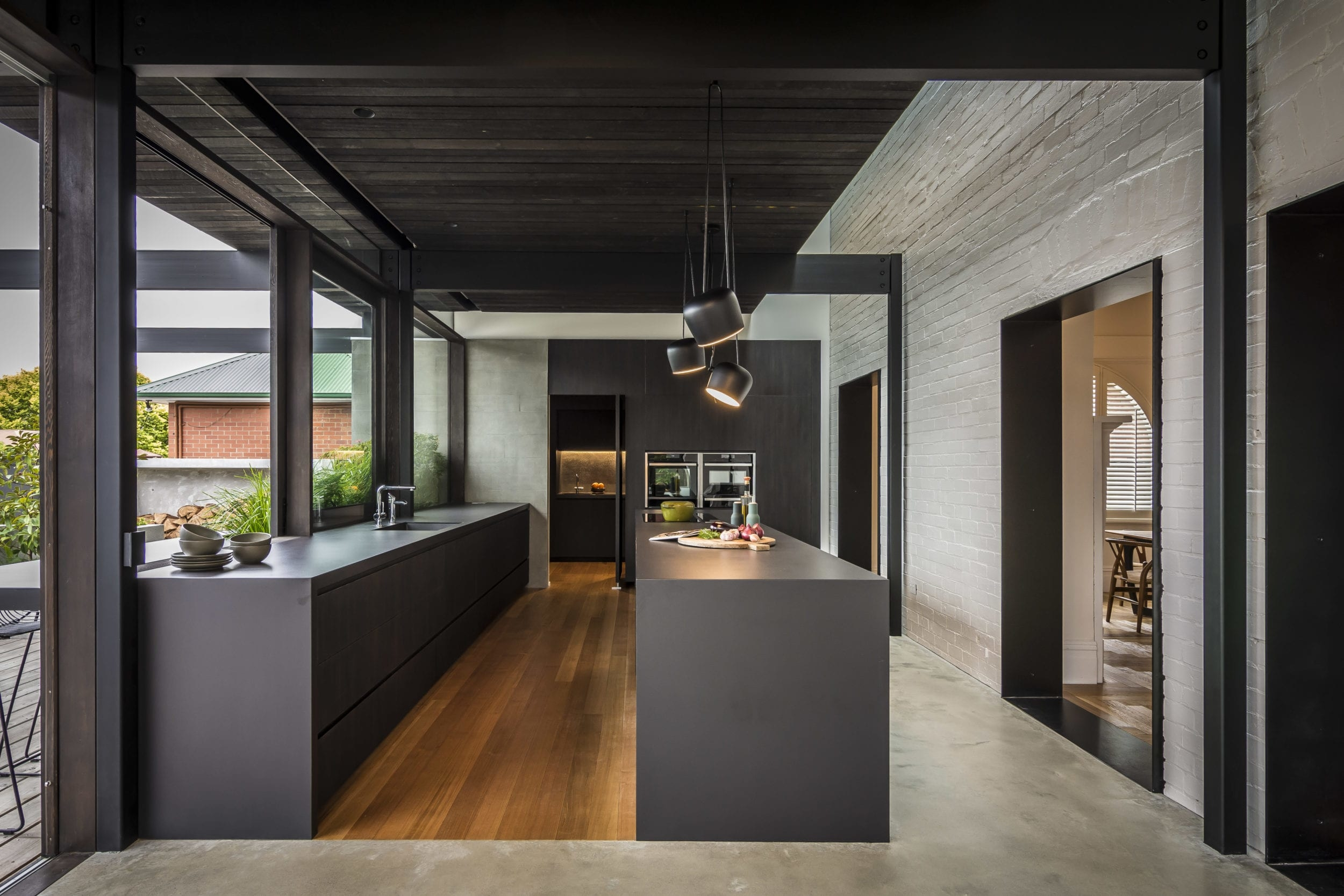 Lord Street House by 1+2 Architecture