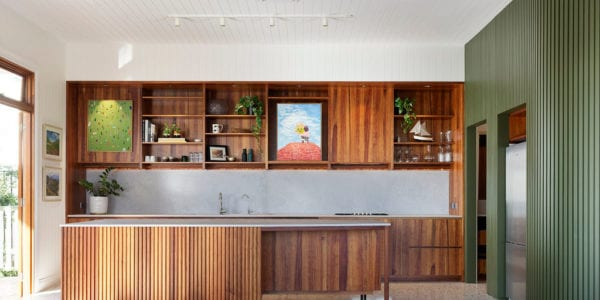 Rustic but refined, Tasmanian Timber brings a bushy luxury to these Queensland homes