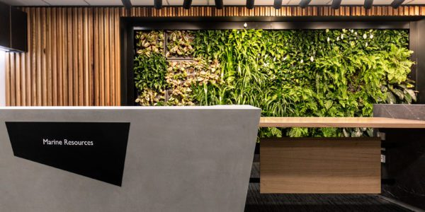 Lands Building Office Redevelopment by Xsquared Architects